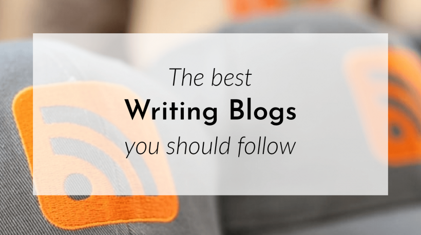 Banner: The best writing blogs you should follow
