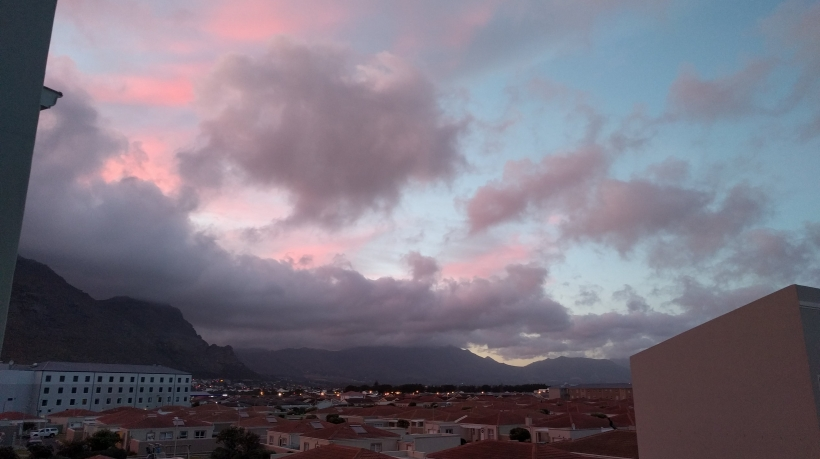 View from Muizenberg