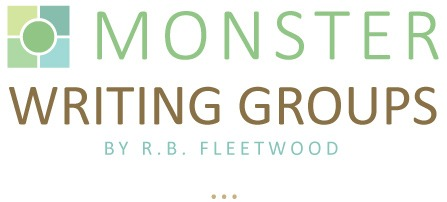Monster Writing Groups Logo