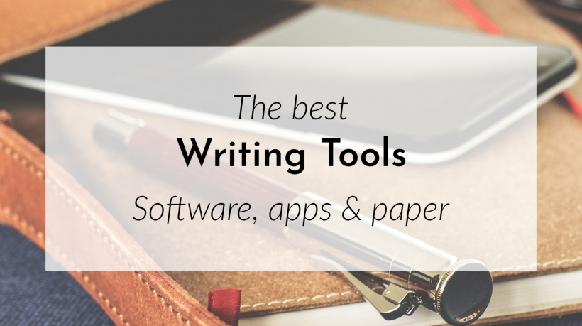 Banner: The best Writing Tools